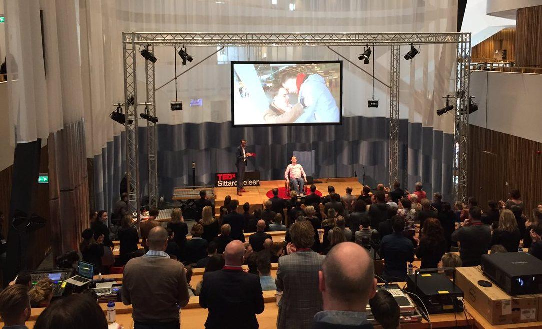 Mijn optreden bij TedX