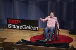 TEDx Carlosmomentjes