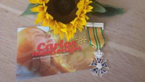 Carlosmomentjes zonnebloem