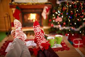 kerst uitrusten rust nee zeggen